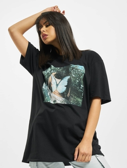 Missguided Butterfly Photographic T-Shirt