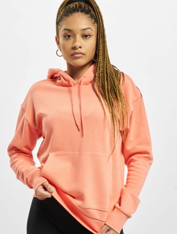 Reebok Identity French Terry Hoody Twisted Coral