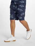 Urban Classics Pattern Resort Shorts Palm Leaves