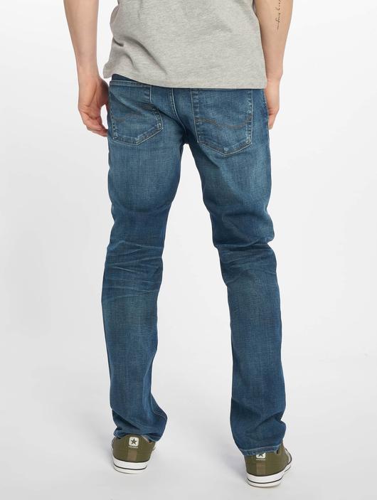 Jack & Jones jjiClark jjOriginal Noos Straight Fit Jeans Blue Denim image number 1