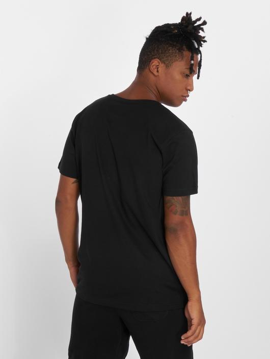 Merchcode Biggie Crown Child T-Shirt Black image number 2