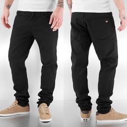 Dickies Slim Skinny Jeans Black (W 34  L 32 black)
