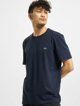 Lacoste Classic Classic Basic T-Shirt Navy