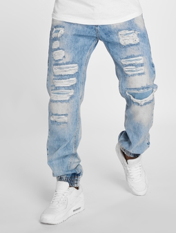DEF Joe Antifit Jeans Light Blue Denim