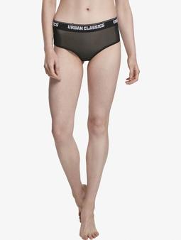 Urban Classics Ladies Tech Mesh Logo Panty