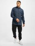 Only & Sons onsAsk Shirt Dark Blue Denim image number 4