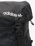 Adidas Originals Adv Toploader S Backpack Black/White image number 7