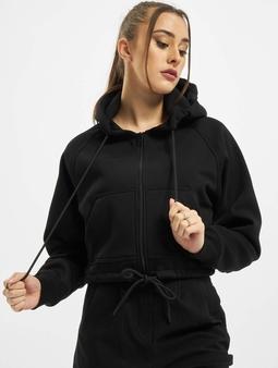 Urban Classics Ladies Oversized Short Raglan Zip Hoody