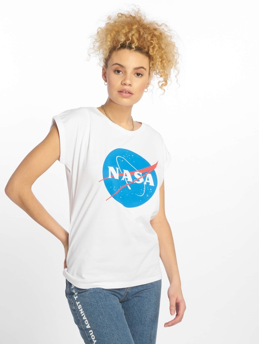 Mister Tee NASA Insignia T-Shirt Black image number 2