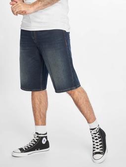 Pelle Pelle Double P Denim Shorts Rinse Wash