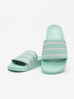 Adidas Originals Adilette Blush Green/Supplier Colour/Blush
