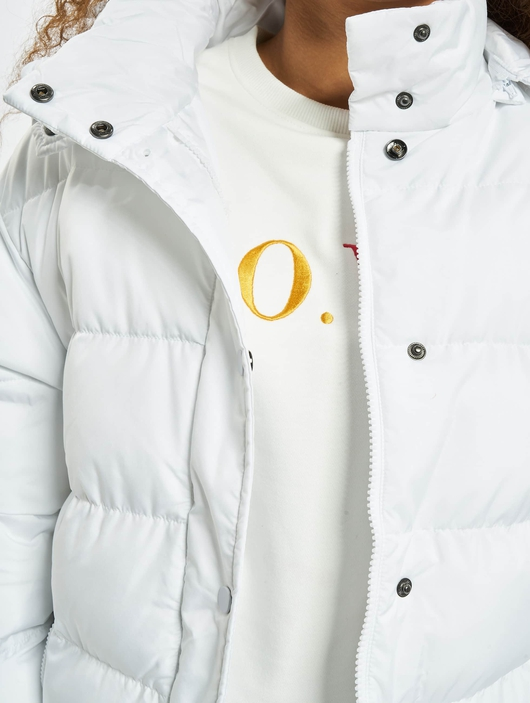 Urban Classics Hooded  Puffer Jackets image number 3