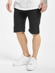 Urban Classics Light Turnup Sweat Shorts Black image number 2