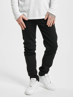 Redefined Rebel Copenhagen Skinny Jeans Deep Black