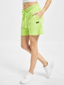 DEF Joy Shorts gul