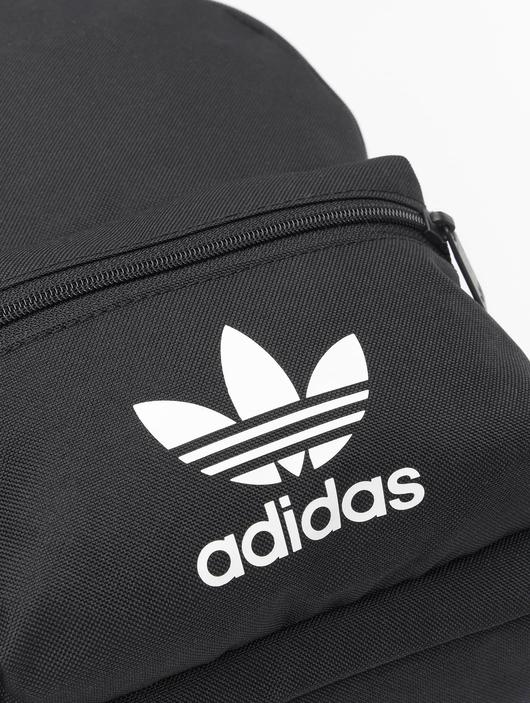 Adidas Originals Small Ac Backpack Black image number 6