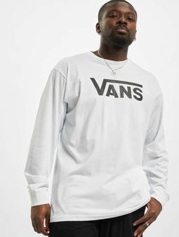 Vans Mn Vans Classic Ls Longsleeve White/Black