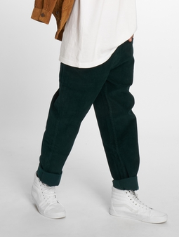 Urban Classics Corduroy 5 Pocket Pants Dark Jasper