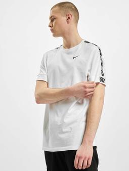 Nike M Nsw Repeat Ss T-Shirt White/Black