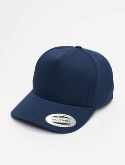 Flexfit 5-Panel Curved Classic Snapback Cap