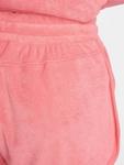 Urban Classics Towel Hot Pants Shorts Black image number 5