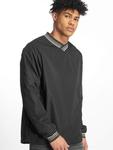 Urban Classics Warm Up Sweatshirt Black/Grey