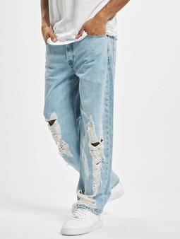 Diesel DAGH  Straight Fit Jeans blå
