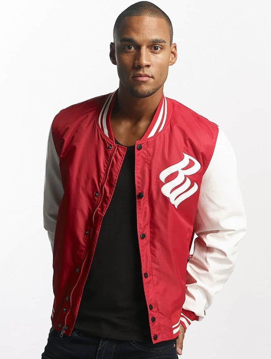 Rocawear College Jacket Red image number 0