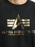 Alpha Industries Basic Foil Print Pullover image number 4