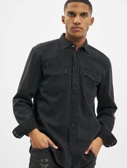 Diesel D-Rooke Skjorter svart