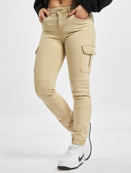 Only onlMissouri Reg Ankle Life Noos Cargo Pants Oil Green