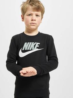 Nike Nkb Club Hbr Crew Sweatshirt Black