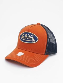 Von Dutch Og Trucker Cap Brown/Navy