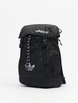 Adidas Originals Adv Toploader S Backpack Black/White image number 1