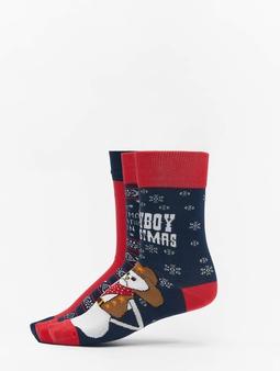 Urban Classics Christmas Socks Set Ice Cowboy