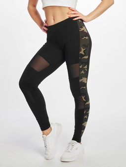 DEF Tealy Leggings Grey/Camouflage