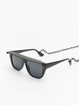 Urban Classics Chain Sunglasses Visor Sunglasses 108