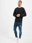 VSCT Clubwear Keanu Slim Fit Jeans Blue Rinsed image number 6