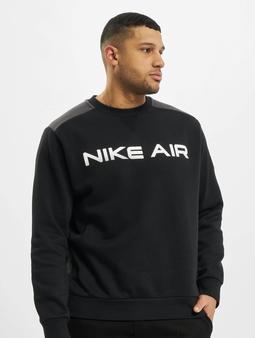 Nike M Nsw Air Flc Crew Gensre svart
