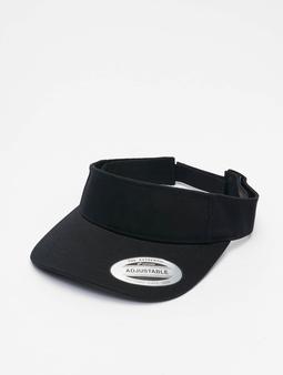 Flexfit Curved Visor Snapback Cap Navy