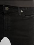 Jack & Jones jjiLiam jjOriginal Skinny Jeans Black Denim image number 3