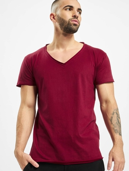 Urban Classics Fitted Peached Open Edge T-Shirt