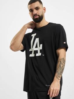 Champion Legacy Los Angeles Dodgers T-skjorter svart