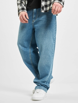 Reell Jeans Baggy Baggy Jeans Faded Light Blue