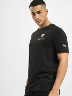 Puma BMW MMS ESS Small Logo T-Shirt Black