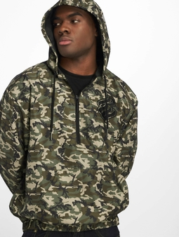 Rocawear WB Army Windbreaker
