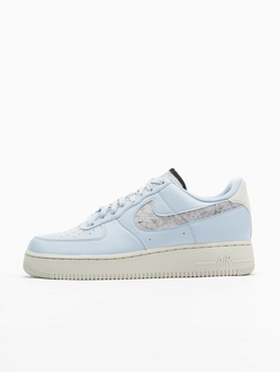Nike Wmns Air Force 1 '07 Se Sneakers LT Armory Blue/LT Armory Blue/Light Bone