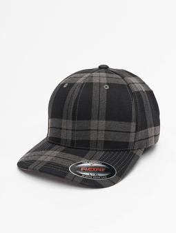Flexfit Tartan Plaid Flexfitted Cap