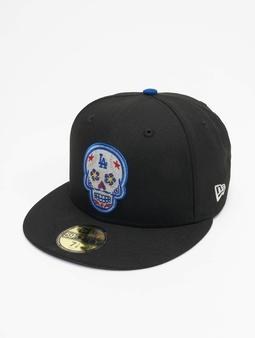 New Era Mlb Properties Los Angeles Dodgers Snapback Caps svart