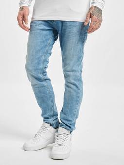 Sublevel Slim Fit Jeans Dark Blue Denim D241